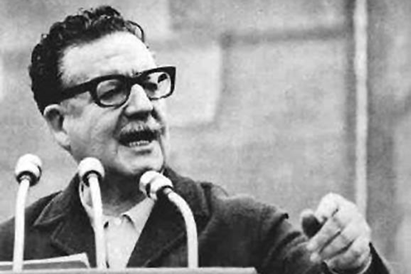 muerte de Salvador Allende